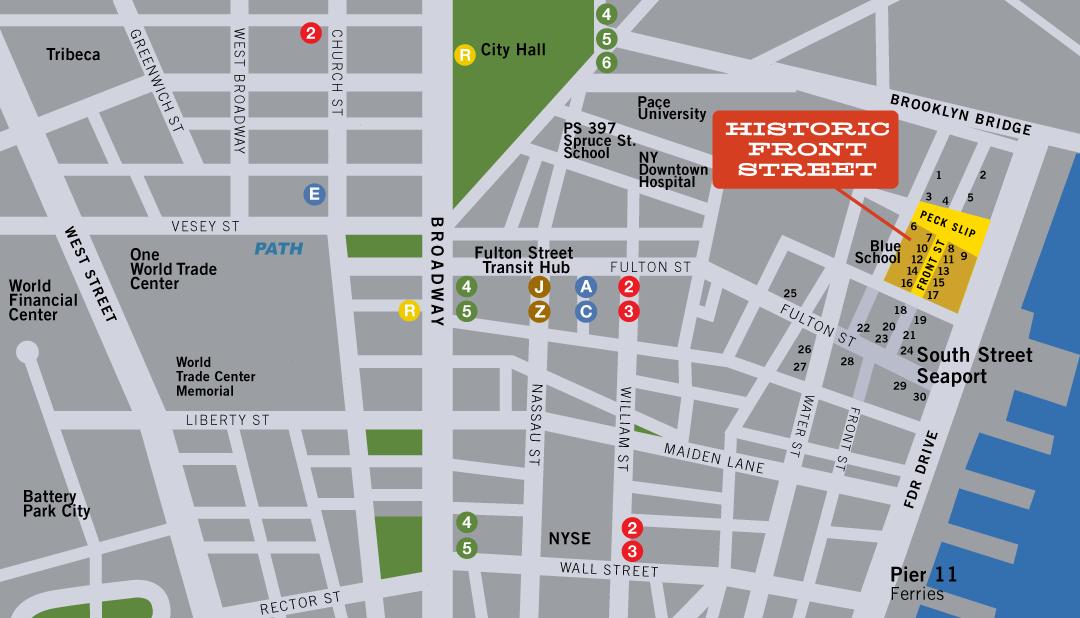 historicfrontstreet