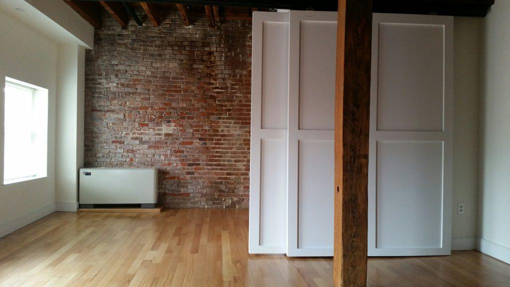 220 5B sliding doors